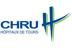 logo CHRU Hôpitaux de Tours gcs CHU de France Finance