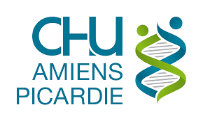logo CHU Amiens Picardie gcs CHU de France Finance